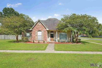 Zachary Single Family Home For Sale: 6426 Windwood Dr
