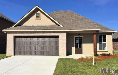 Zachary Single Family Home For Sale: 8737 Hackberry Ridge Ave