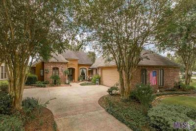 Gonzales Single Family Home For Sale: 40245 Swan Cir