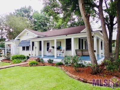 Port Allen Single Family Home For Sale: 514 Maryland Ave