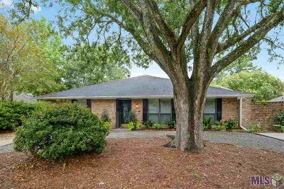 Baton Rouge Single Family Home For Sale: 1228 Chevelle Dr