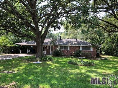 Port Allen Single Family Home For Sale: 645 Florida Ave