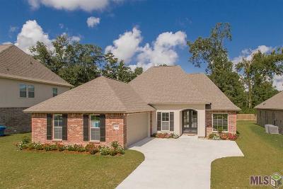 Prairieville Single Family Home For Sale: 18099 River Landing Dr
