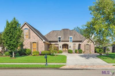 Baton Rouge Single Family Home For Sale: 3218 Shadow Hill Dr