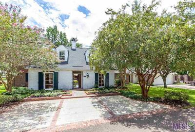 Baton Rouge Single Family Home For Sale: 6542 Sheffield Ave