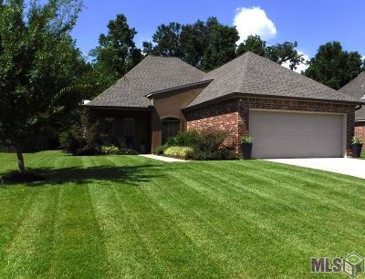 Prairieville Single Family Home For Sale: 39130 Balmoral Dr