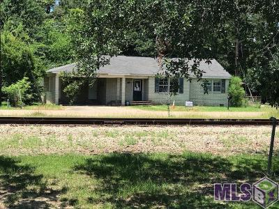 Zachary Single Family Home For Sale: 4941 W Central Ave