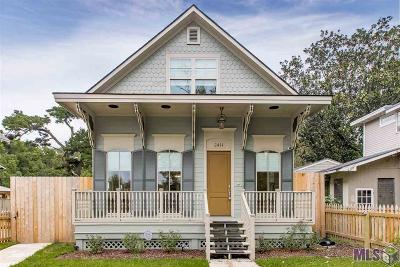 Baton Rouge Single Family Home For Sale: 2411 Hundred Oaks Ave