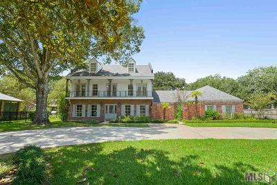 Baton Rouge Single Family Home For Sale: 253 Shady Lake Pkwy