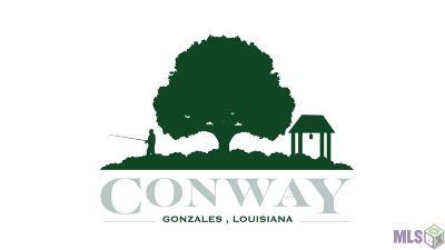 Gonzales Residential Lots & Land For Sale: 375 Glenthorne Dr