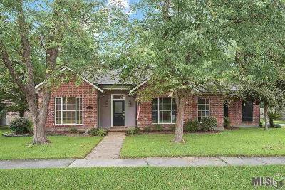 Zachary Single Family Home For Sale: 3756 Cedar St