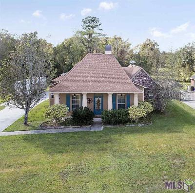 Prairieville Single Family Home For Sale: 17189 Trinidad Dr