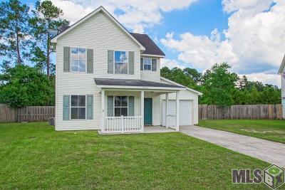 Denham Springs Single Family Home For Sale: 26416 Millstone Dr