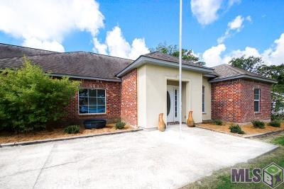 Brusly Single Family Home Contingent: 4625 Choctaw Rd