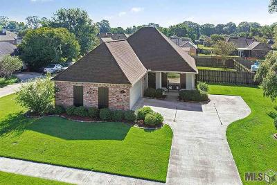 Zachary Single Family Home For Sale: 6576 Woodside Dr