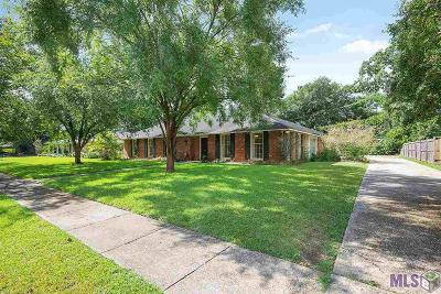 Baton Rouge Single Family Home For Sale: 4866 Sweetbriar St