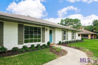 Baton Rouge Single Family Home For Sale: 742 Seyburn Ct