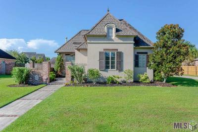 Brusly Single Family Home For Sale: 803 Water Oak Dr