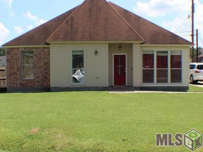 Zachary Single Family Home For Sale: 18018 Smallen Dr