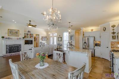 Denham Springs Single Family Home For Sale: 7510 Colonial Dr