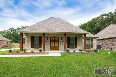 Denham Springs Single Family Home For Sale: 31921 Dunn Rd