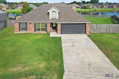 Denham Springs Single Family Home For Sale: 35923 Wilmington Ave