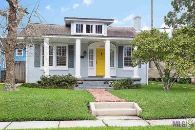 Baton Rouge Single Family Home For Sale: 2150 Olive St