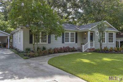 Baton Rouge Single Family Home For Sale: 1553 Ormandy Dr