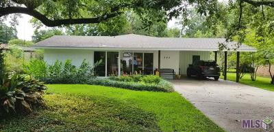 Baton Rouge Single Family Home For Sale: 545 Pierce Ave