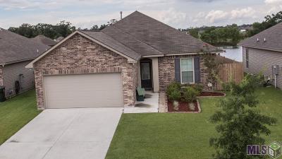 Prairieville Single Family Home For Sale: 42438 Harborstone Ave