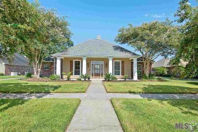 Baton Rouge LA Single Family Home For Sale: $319,900