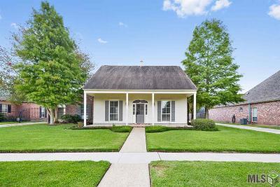 Baton Rouge LA Single Family Home For Sale: $349,700