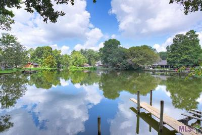 Baton Rouge LA Single Family Home For Sale: $255,000