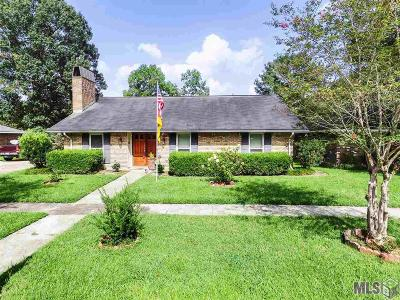 Baton Rouge Single Family Home For Sale: 2217 Cully Dr