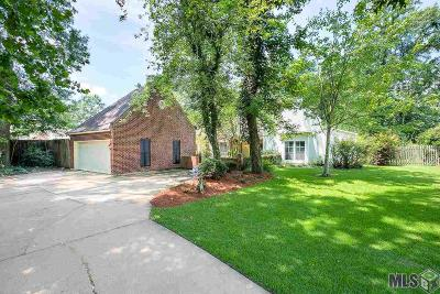Baton Rouge Single Family Home For Sale: 6132 Ketchwood Ct