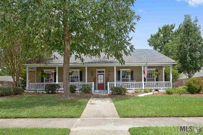 Baton Rouge LA Single Family Home For Sale: $307,500