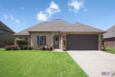 Prairieville Single Family Home For Sale: 17579 Feather Ridge Dr