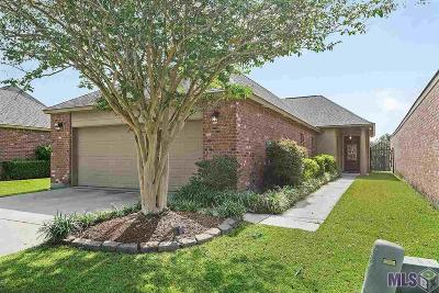 Baton Rouge Single Family Home For Sale: 653 Fall Creek Dr