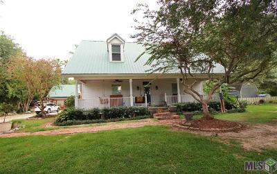 Baton Rouge Single Family Home For Sale: 16644 S Harrells Ferry Rd