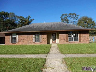Baton Rouge Single Family Home For Sale: 16905 Fort Pulaski Ave