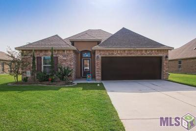 Prairieville Single Family Home For Sale: 16258 Wishing Stone Dr
