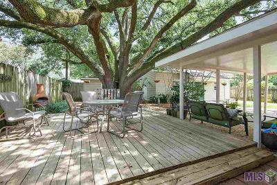 Port Allen Single Family Home For Sale: 2034 Rowcliff Ave