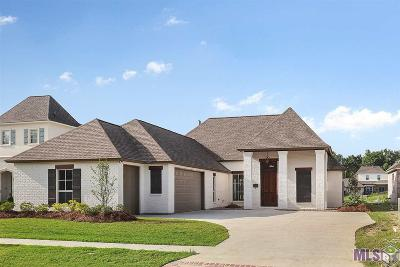Prairieville Single Family Home For Sale: 37391 Cypress Hollow Ave