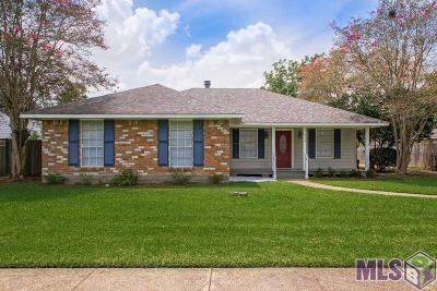 Baton Rouge Single Family Home For Sale: 1424 S Flannery Rd