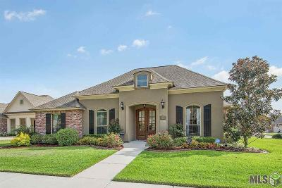 Greenwell Springs Single Family Home For Sale: 18020 Villa Trace Ave