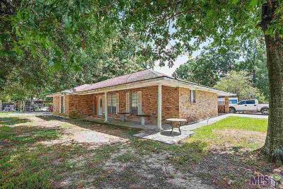 Baton Rouge Single Family Home For Sale: 3320 Monterrey Dr