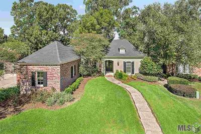 Baton Rouge Single Family Home For Sale: 13614 Paddington Ln