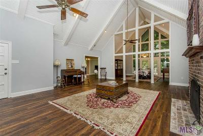 Baton Rouge Single Family Home For Sale: 4155 Bankers Ln