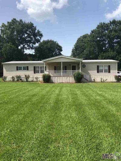 Zachary Single Family Home For Sale: 681 Plains Port Hudson Rd