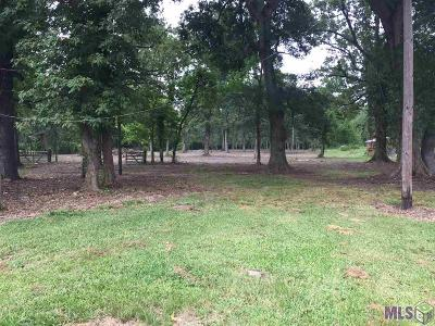 Port Allen Residential Lots & Land For Sale: 4212 Rougon Rd